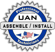 Professional Assemble/Install Technician Seal